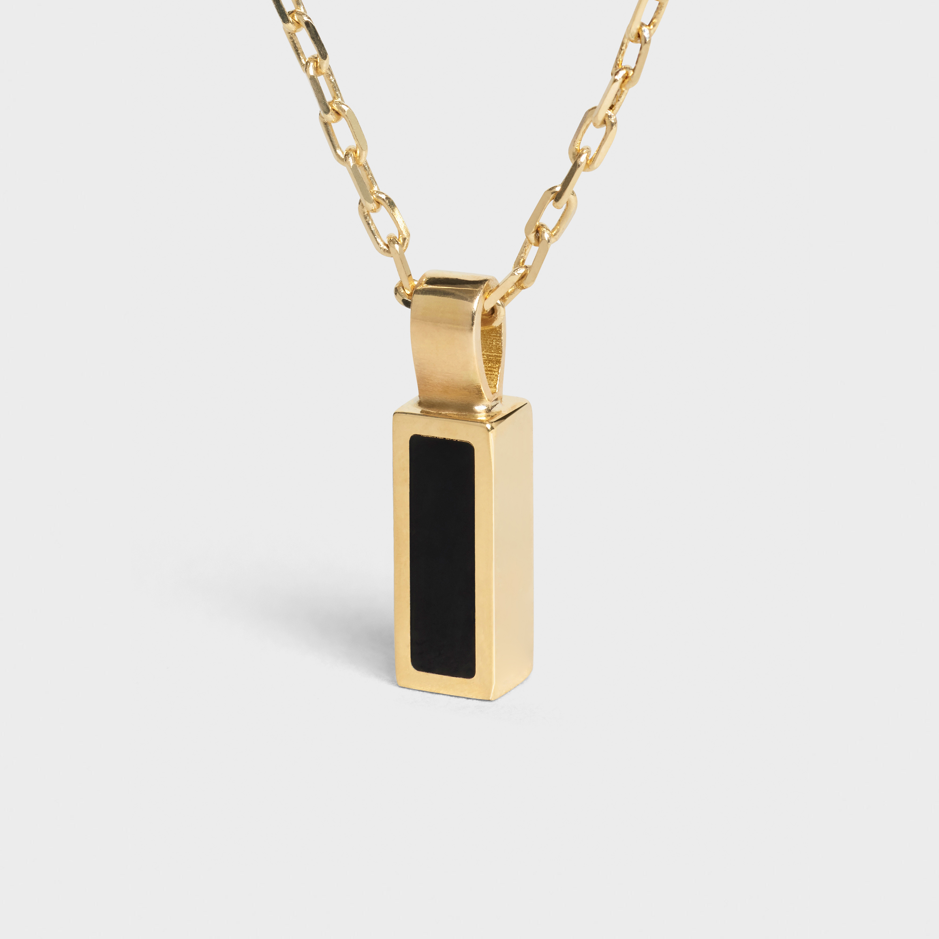 Yellow Gold and Black